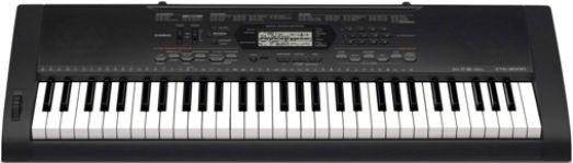 CASIO Keyboards/MIDI Equipment CTK-3000