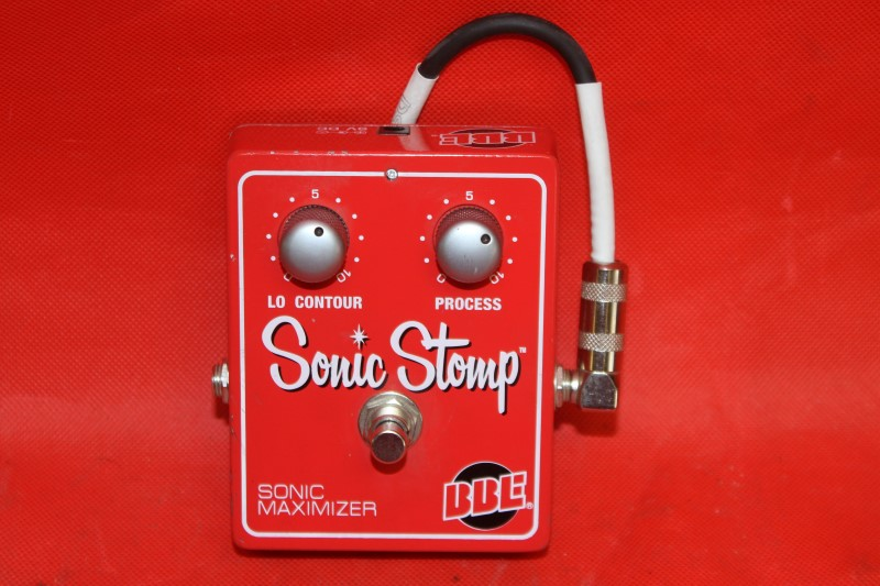 BBE Sonic Stomp guitar pedal