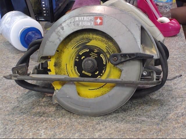 PORTER CABLE Circular Saw 743 71/4 CIRCULAR SAW