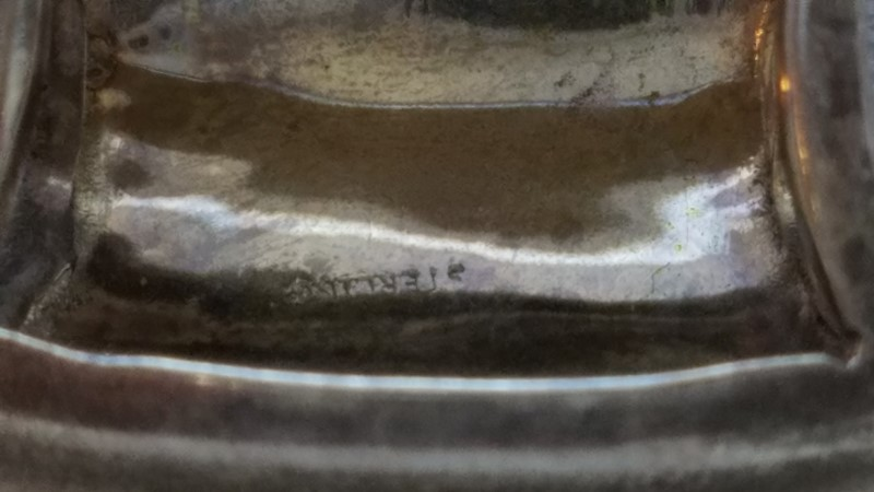 Silver Pendant 925 Silver 9.1g