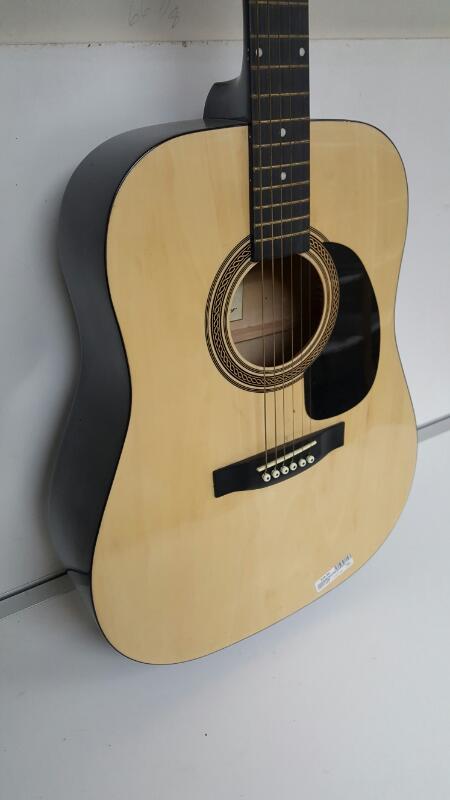 Johnson JG-610-N Steel String Acoustic Guitar