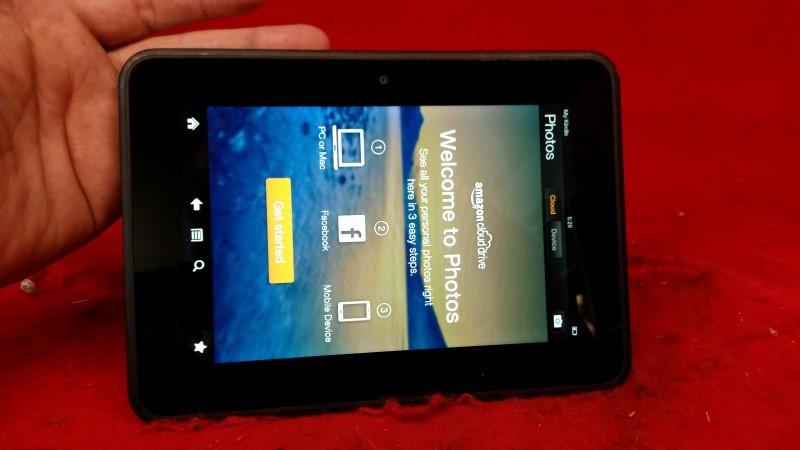 Amazon Kindle Fire HD 16GB, Wi-Fi, 7in - Black X43Z60