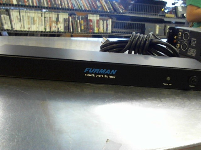 FURMAN DJ Equipment M-10