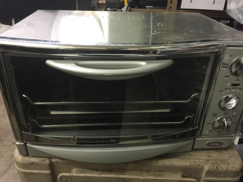OSTER Toaster Oven TOASTER OVEN
