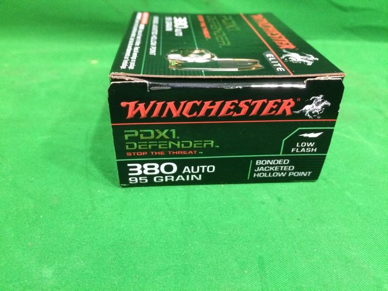 WINCHESTER Ammunition PDX1