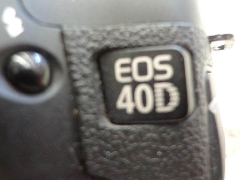 CANON DIGITAL CAMERA EOS 40D