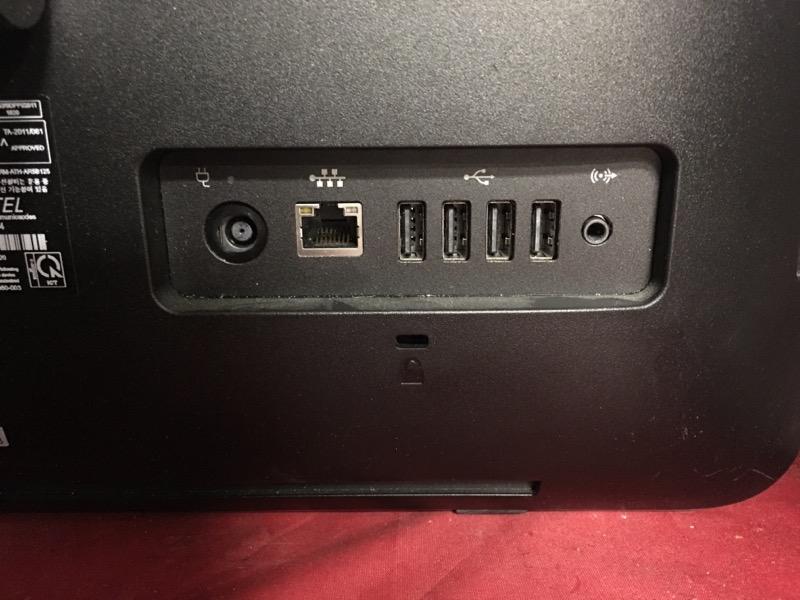 HEWLETT PACKARD PC Desktop HP 19 ALL-IN-ONE