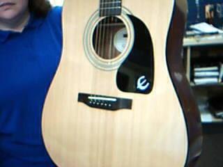 EPIPHONE Acoustic Guitar PR-150NA