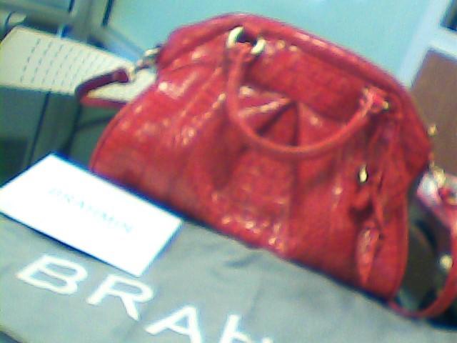 BRAHMIN Handbag LOUISE ROSE