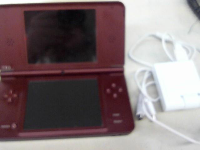NINTENDO Nintendo DS DSI XL - HANDHELD GAME CONSOLE