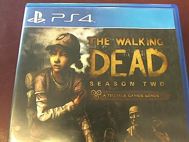 SONY PLAYSTATION 4 THE WALKING DEAD SEASON 2