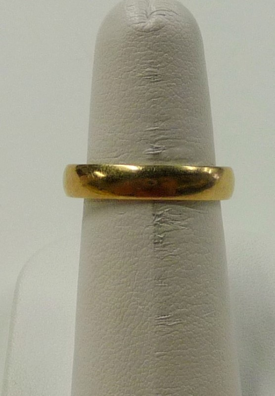 Gent's Gold Ring 10K Yellow Gold 1.74dwt