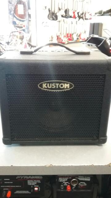 KUSTOM AMPLIFICATION Bass Guitar Amp KBA16