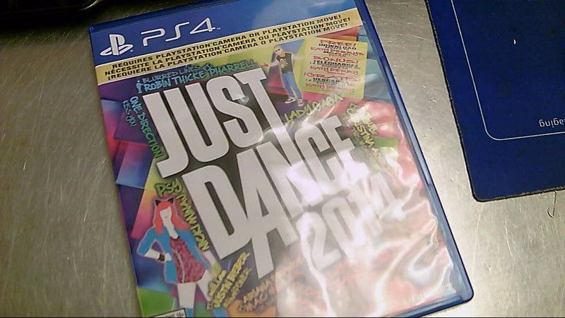 SONY PS4 GAME JUST DANCE 2014