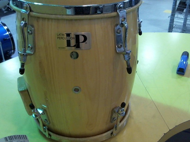 LP MUSIC GROUP Drum LP271AW TAMBORIA DOUBLE-HEAD DRUM