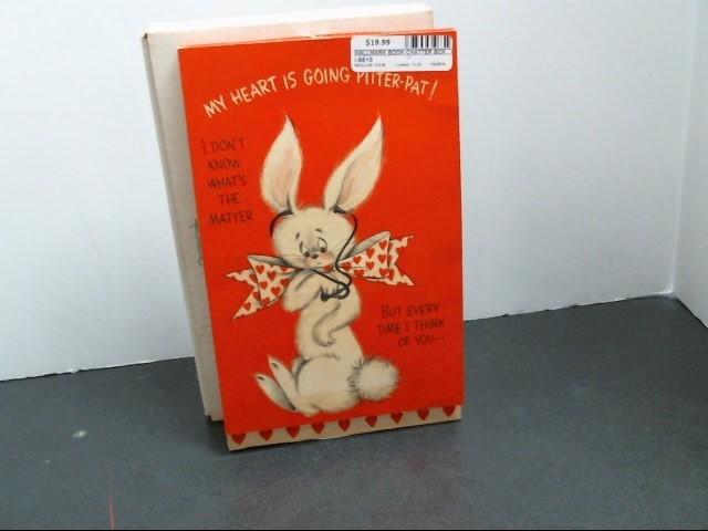 HALLMARK Fiction Book CHATTER BOX