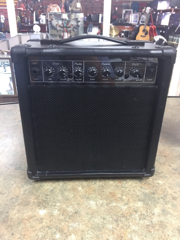 RANDY JACKSON GUITAR Electric Guitar Amp RJ-28BL