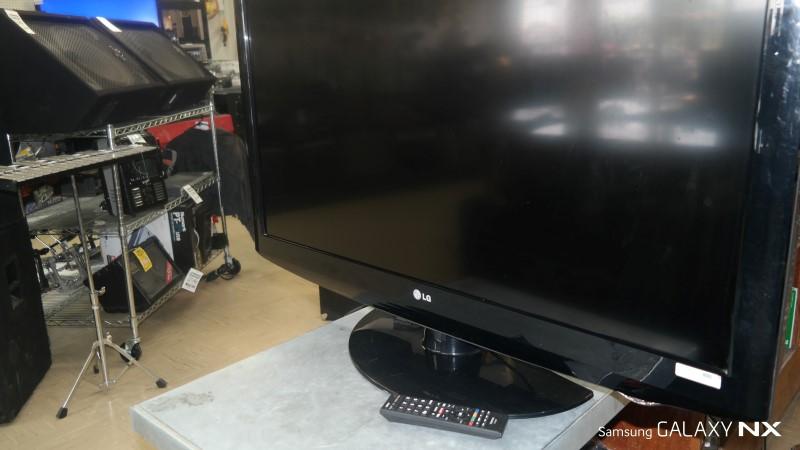 LG Flat Panel Television 42LH20