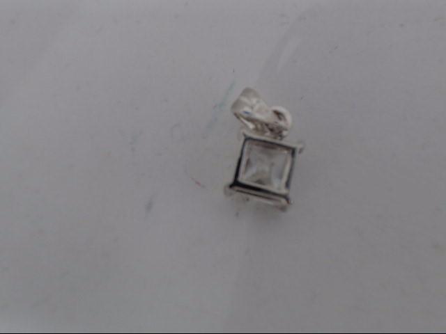 925 Silver 35g squared cz
