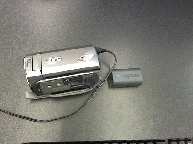 JVC Camcorder GZ-MS100U