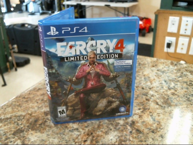 SONY Sony PlayStation 4 Game FARCRY 4 - PS4
