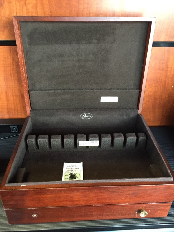 PACIFIC SILVERCLOTH Flatware SILVERWARE BOX