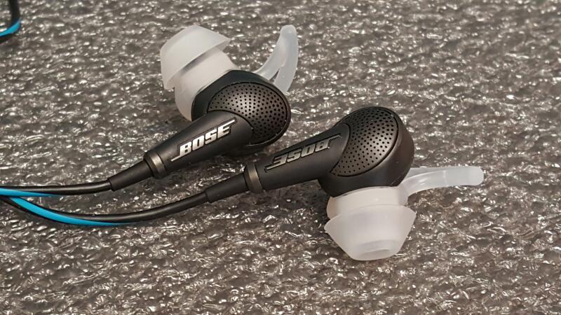 Bose QuietComfort 20 Headphones, Black