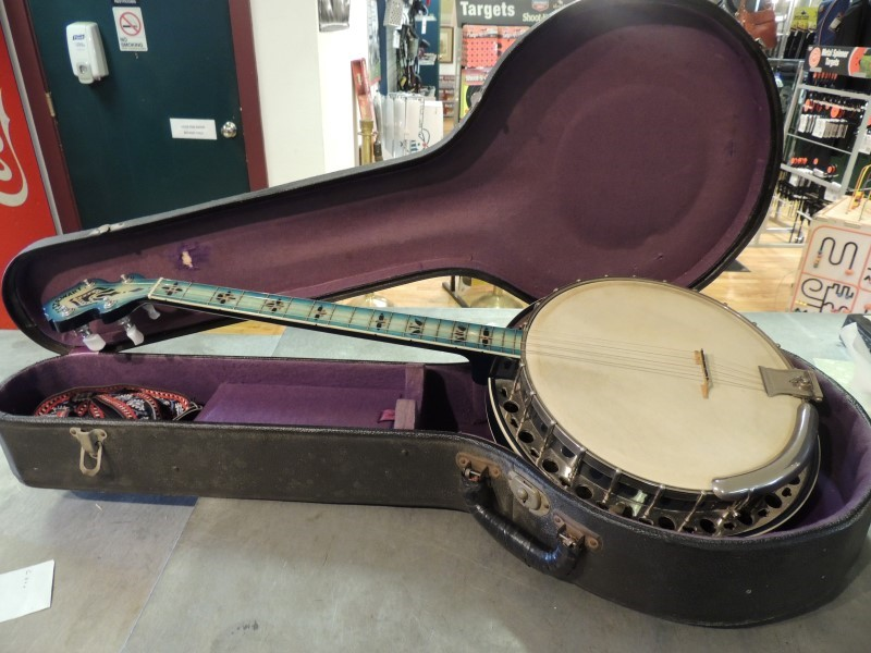 SS STEWART Banjo TENOR BANJO