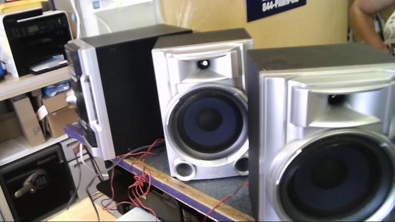 SONY Mini-Stereo MHC-EC55