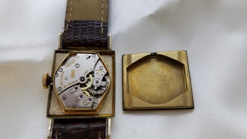 BULOVA Gent's Wristwatch 1254686