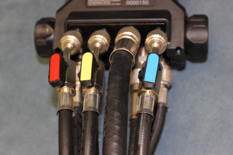 CPS BlackMax Wireless Digital Manifold w/Hoses