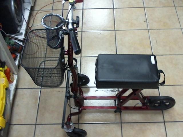 MEDLINE Wheelchair/Walker SCOOTER