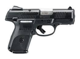 RUGER Pistol SR40C
