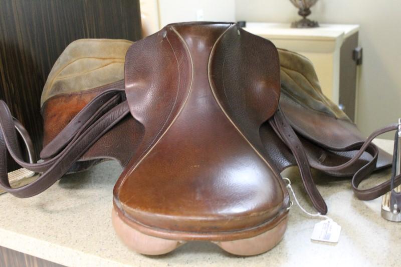 Wintec Horse Tack Model Centuar Brown