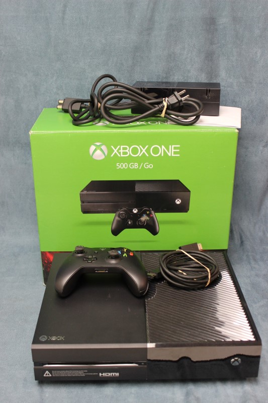 Microsoft XBox One Gears of War Ultimate Edition 500GB - Model# 1540