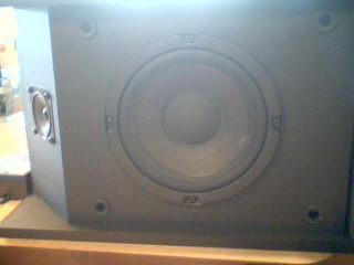 BOSE Speakers/Subwoofer 201 SERIES III