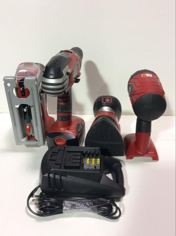 SKIL Combination Tool Set 2887-23