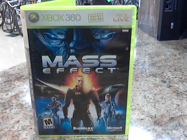 MICROSOFT Microsoft XBOX 360 Game MASS EFFECT