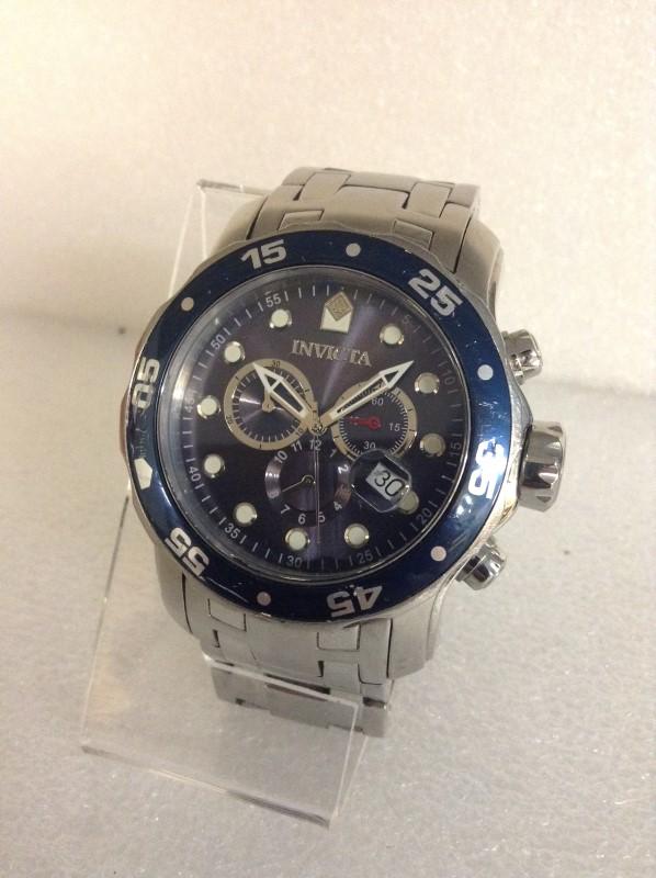INVICTA Gent's Wristwatch 0070