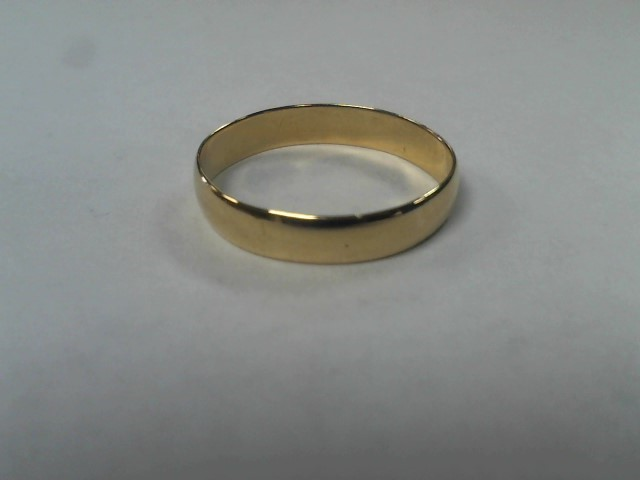 Gent's Gold Ring 14K Yellow Gold 1.7g