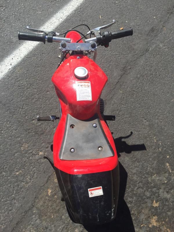 ZHEJIANG YONGKANG LUYUAN INDUSTRIAL & TRADING CO Mini-Bike 49CC POCKET BIKE