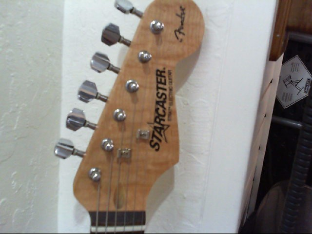 FENDER Electric-Acoustic Guitar STARCASTER CHINA