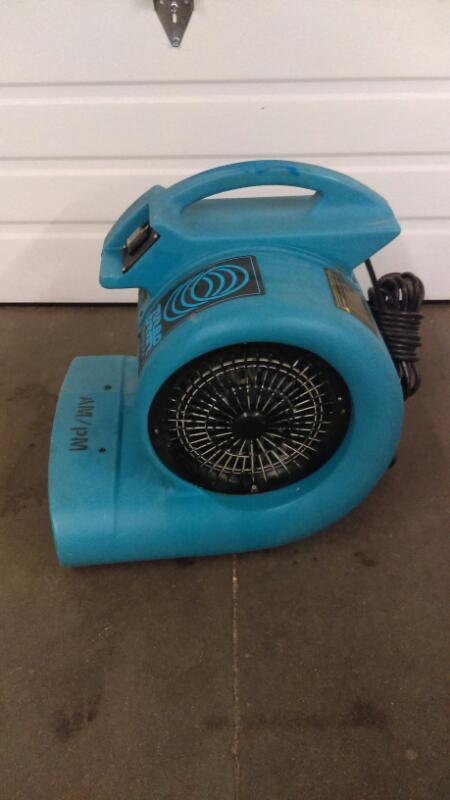DRIEAZ Miscellaneous Tool F188 AIR MOVER/BLOWER