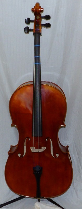 CECILIO MUSICAL INSTRUMENTS Cello HEINRICH GILL 334