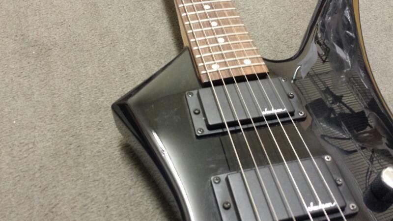 JACKSON JS30KE KELLY ELECTRIC GUITAR, CRAFTED IN INDIA, RIGHT HANDED, 6 STRING