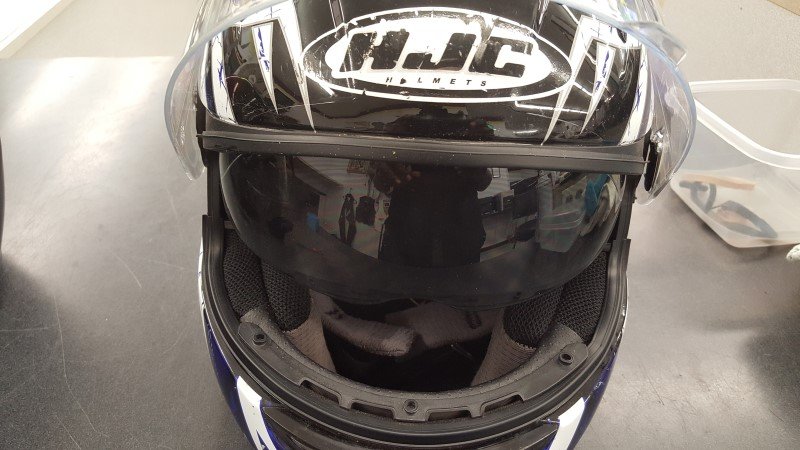 HJC HELMETS Motorcycle Helmet IS-16