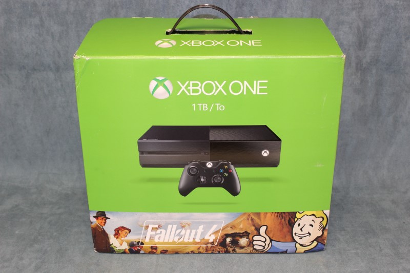 Microsoft Xbox One 1 TB Fallout 4, Black - Model 1540