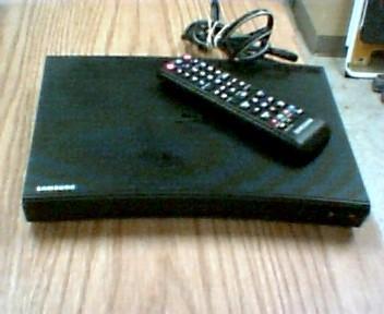 SAMSUNG Blu-Ray Player BD-JM57