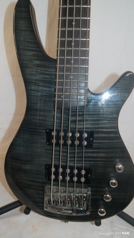 IBANEZ Bass Guitar SDGR 5 STRING