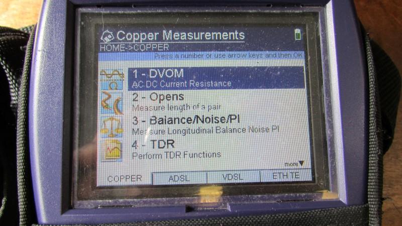 JDSU Multimeter HST3000